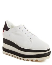 Stella McCartney Sneak Elyse Flatform Sneaker