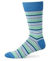 Paul Smith Degrade Stripe Dress Socks