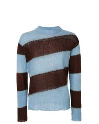 Marni Stripe Knitted Sweater
