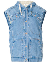 Etoile Isabel Marant Isabel Marant Toile Boxy Sleeveless Jacket