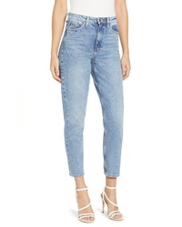 Topshop Autumn High Rise Mom Jeans