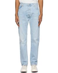 Levi's Blue 501 93 Straight Jeans