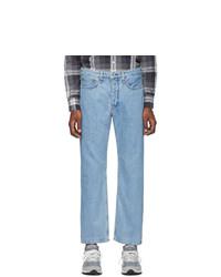 Rag and Bone Blue Denim Rb10 Jeans