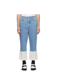 Loewe Blue Fisherman Jeans