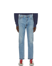 Golden Goose Blue Happy Jeans