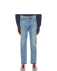 Golden Goose Blue Happy Jeans