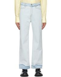 Ader Error Blue Innersy Jeans