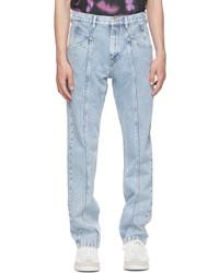 Isabel Marant Blue Jackomosr Jeans