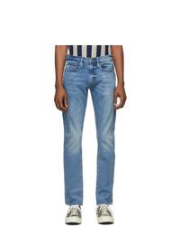 Frame Blue Lhomme Slim Jeans