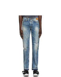 Palm Angels Blue Malibu W003 Jeans