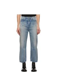 Saint Laurent Blue Original Jeans