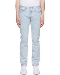 Frame Blue Slim Heritage Jeans