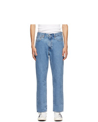 Levis Blue Stay Loose Jeans