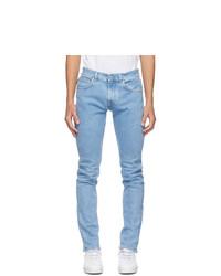 Versace Blue Taylor Jeans