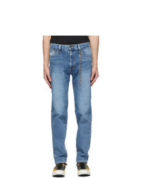 Mastermind World Blue Water Repellent Jeans
