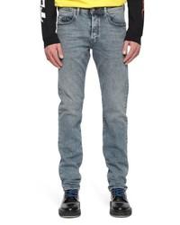Diesel Buster Slim Fit Straight Leg Jeans