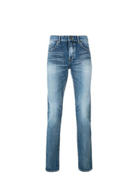 Saint Laurent Classic Slim Fit Jeans