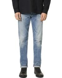 Core slim straight jeans medium 593544