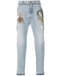 Crest patch jeans medium 5274718