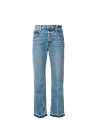 Helmut Lang Cropped Jeans