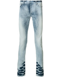 Christian Dior Dior Homme Stonewashed Slim Fit Jeans