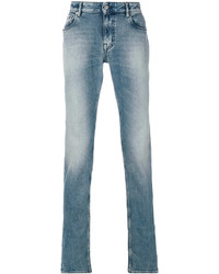 Stone Island Faded Effect Jeans