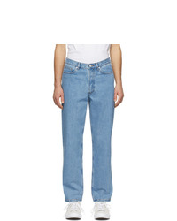 A.P.C. Indigo Martin Jeans