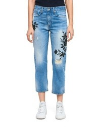 Rag & Bone Jean Marilyn Crop Jeans