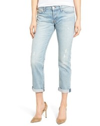 Jeans riley crop relaxed straight leg jeans medium 5308679