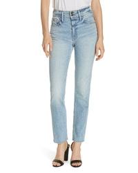 Frame Le Sylvie Slender Straight Leg Jeans