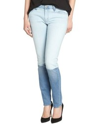MiH Jeans Light Blue J Street Breathless Denim Skinny Jeans