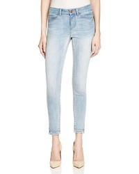 Noisy May Lucy Skinny Jeans In Light Blue Denim