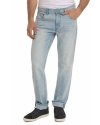 Robert Graham Mcfly Tailored Fit Jeans