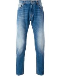MSGM Stonewashed Jeans