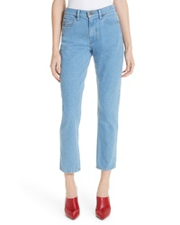 Nanushka Palm Straight Leg Jeans