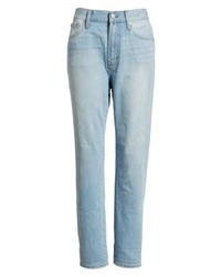 Madewell Perfect Summer High Rise Ankle Jeans