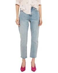 Petite straight leg jeans medium 3746824