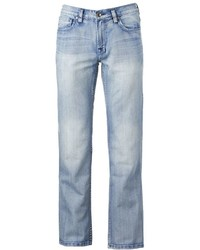 Helix Relaxed Fit Straight Leg Jeans