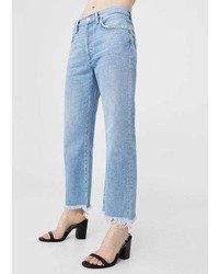 Mango Sea Straight Jeans
