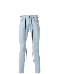cb2f72aa Men's Light Blue Jeans by Off-White | Men's Fashion | Lookastic.com