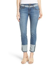 KUT from the Kloth Straight Leg Ankle Jeans