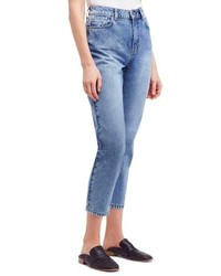 Free People We The Free By Mom Ankle Jeans