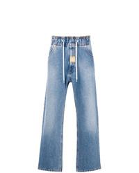 MSGM Wide Leg Jeans