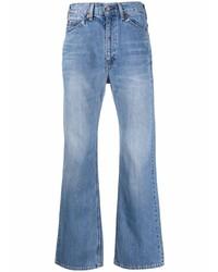 Valentino X Levis Straight Leg Jeans