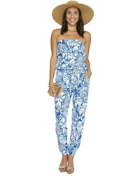 Lilly Pulitzer Ailsie Jumpsuit Jumpsuit Rompers One Piece