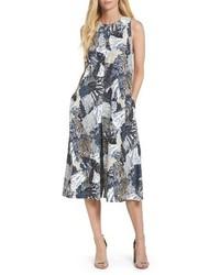 Lala palm culotte jumpsuit medium 4137203