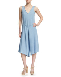 Joe's Jeans The Joni Culotte Jumpsuit Blue