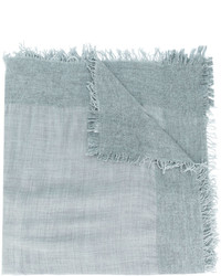 Faliero Sarti Fringed Knitted Scarf