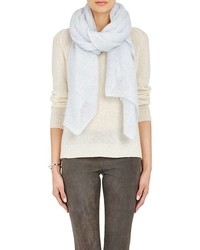 Barneys New York Open Knit Stole