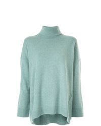 System Turtleneck Knitted Sweater